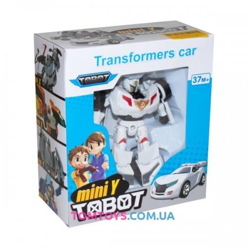 Робот трансформер Тобот Мини Y