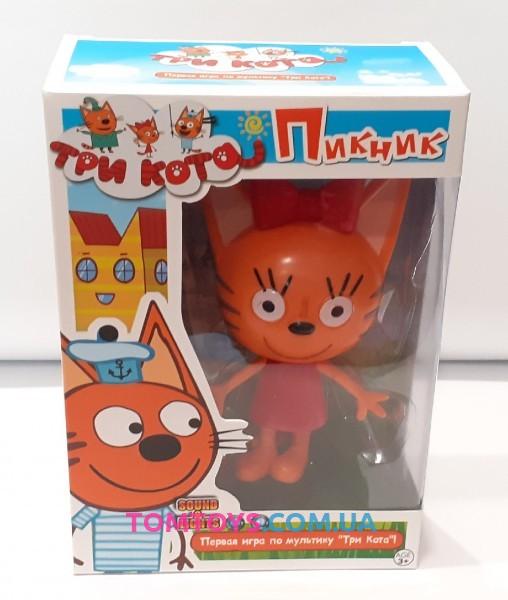 Фигурка Три кота Музыкальная Карамелька САТ-001