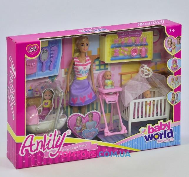 Кукла Anlily Счастливая семья 99204