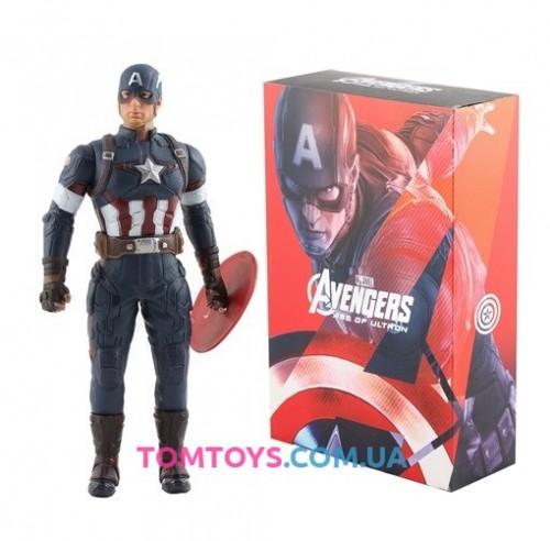 Фигурка Супер героя Капитан Америка Marvel Super Heroes Avengers 3320