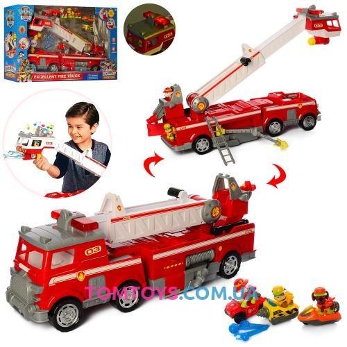 Щенячий патруль пожарная машина Маршала 21251