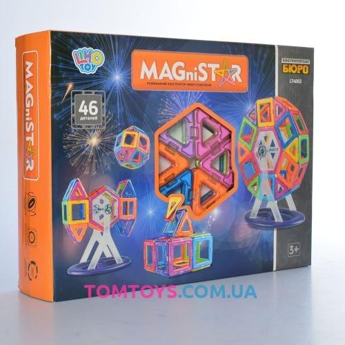Магнитный конструктор Magnetic Sheet LT 4002