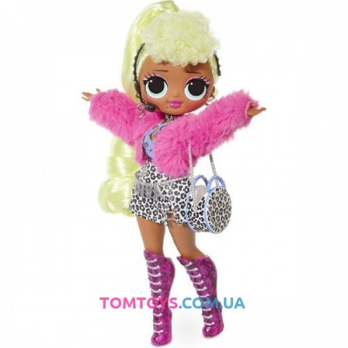 Лол Леди Дива Lady Diva Fashion Doll LOL