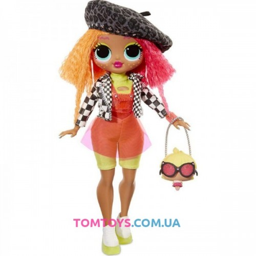 Лол Леди Неон Neonlicious Fashion Doll LOL