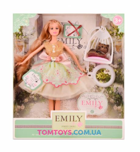 Кукла Emily Блондинка QJ088C