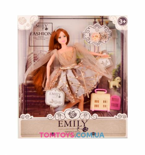 Кукла Emily Рыженькая QJ090C