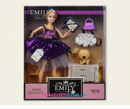 Кукла Emily Блондинка QJ081C