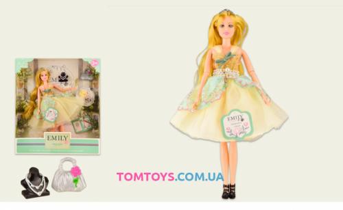 Кукла Emily Блондинка QJ088A