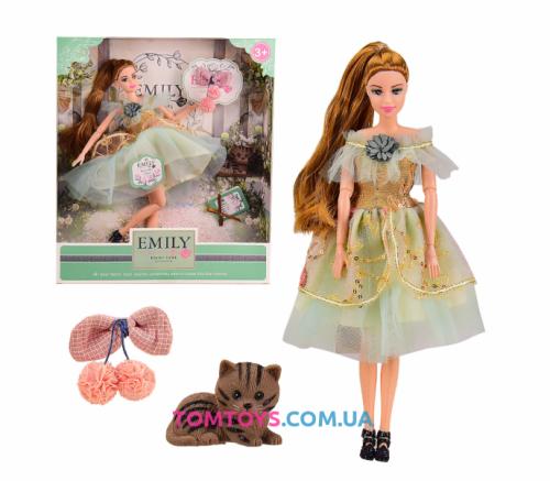 Кукла Emily Рыженькая QJ088