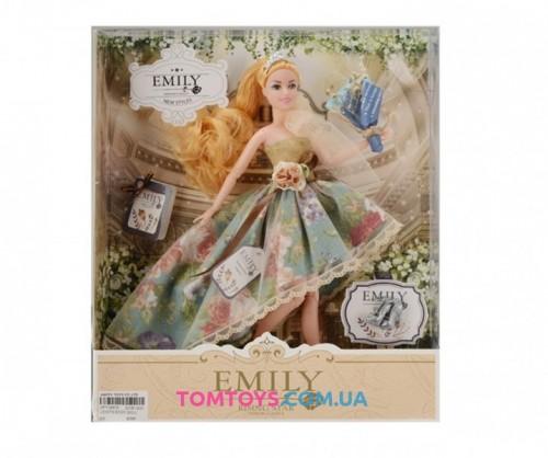 Кукла Emily Блондинка QJ 078 D