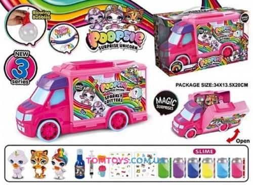 Игровой набор Машина Poopsie Единорог Surprise Unicorn PG5007