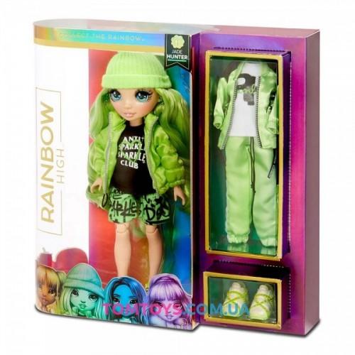 Кукла Rainbow high Джейд с аксессуарами 569664
