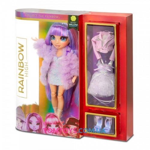 Кукла Rainbow high Виолетта с аксессуарами 569602