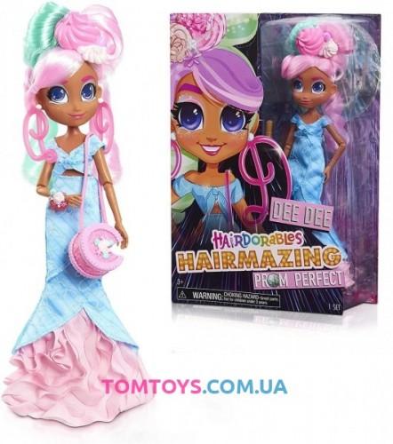 Кукла Hairdorables  Ди Ди  Выпускной бал 2 серия 23834