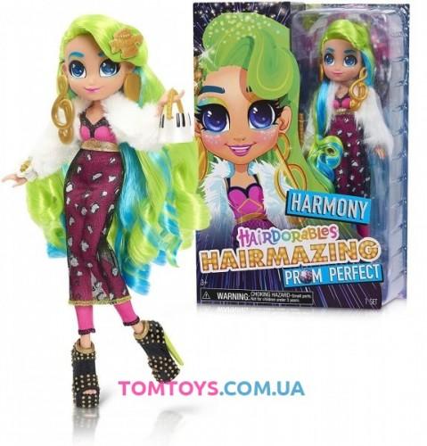 Кукла Hairdorables Гармония Выпускной бал   2 Серия 23833