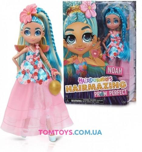 Кукла Hairdorables  Ноа Выпускной бал Серия 2 23829