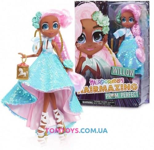 Кукла Hairdorables Виллоу Выпускной бал 2 Серия 23832