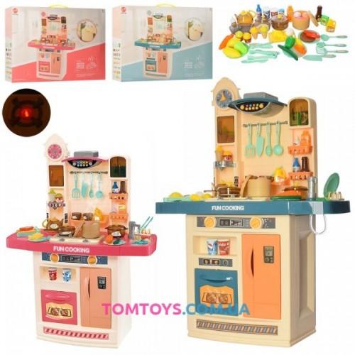 Детская кухня со звуком светом и водой 998A-B