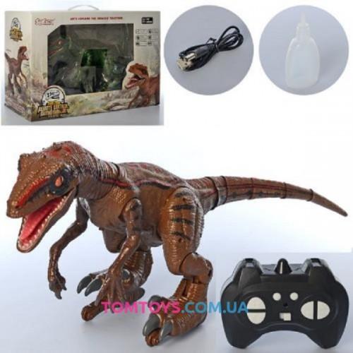 Интерактивный Динозавр Велоцираптор Мир Юрского периода 8002S