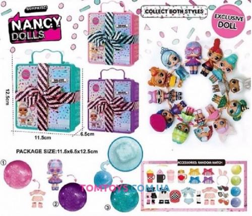 Игровой набор NANCY DOLLS аналог LOL Surprise NC2416