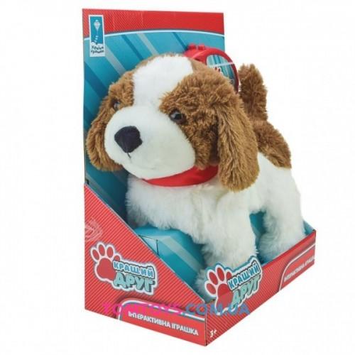 Мягкая игрушка Лучший друг на поводке PL8203