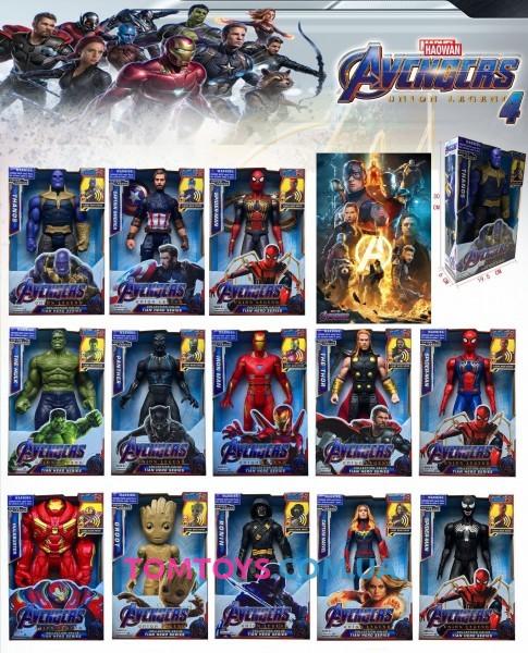 Фигурки Супер героев Marvel Super Heroes Avengers  99108