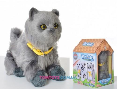 Интерактивная игрушка Кот 618-2