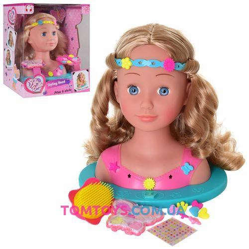 Кукла манекен для причесок YL888A-1-B-1