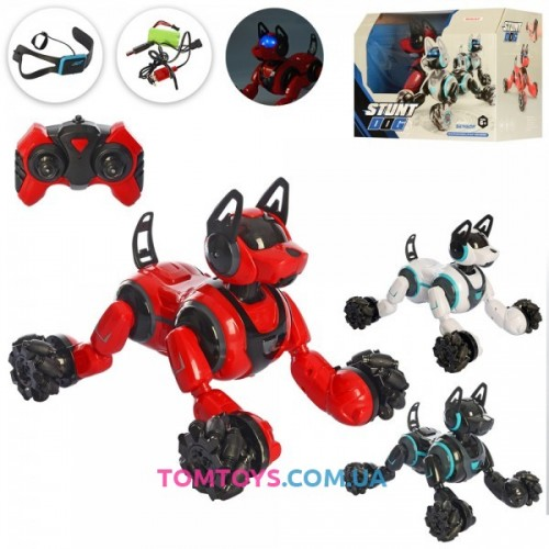 Робот-Собака на радиоуправлении 666-800A