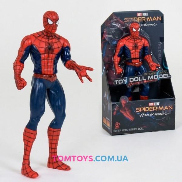Фигурка Супер герой Человек Паук Marvel Super Heroes Avengers 3331 B