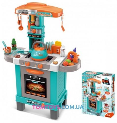 Детская кухня со звуком светом и водой 008-939A