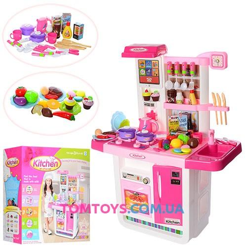 Детская кухня со звуком светом и водой WD-A23