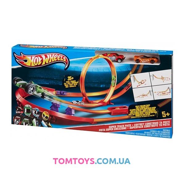 Трек Hot Wheels Super Track Pack Супер трек Y0276