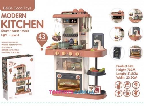 Детская кухня со звуком светом и водой 889-184