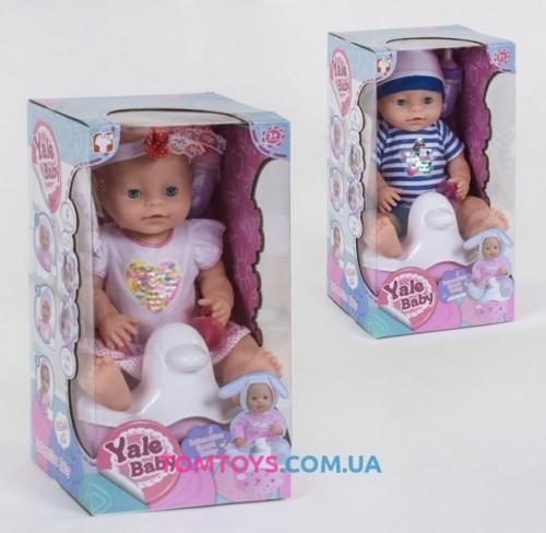 Кукла пупс интерактивный YL 182319 A