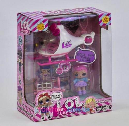 Набор с куклой аналог LOL Surprise К 5623