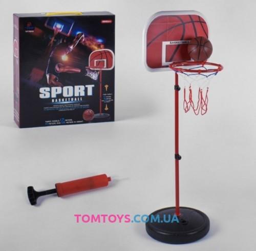 Баскетбольное кольцо на стойке YF 8808