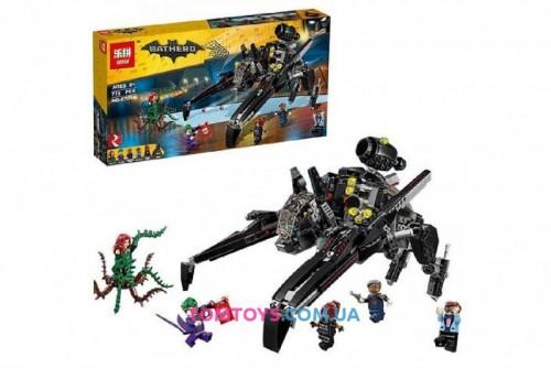 Конструктор Bela Batman Скатлер 10635