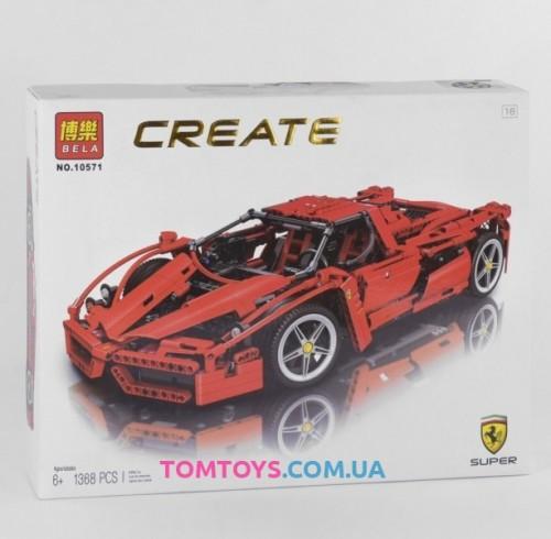 Конструктор Bela Create Enzo Ferrari 10571