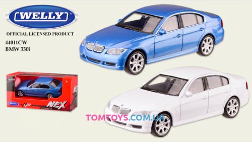 Автомодель Welly 1:43 BMW 330I 44011CW