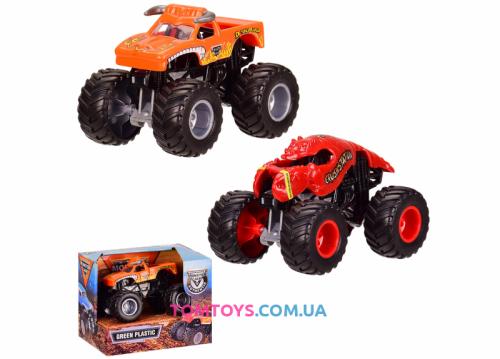 Автомодель Monster Track H3011A-1/2