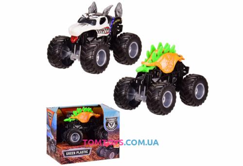 Автомодель Monster Track H3012A-1/2