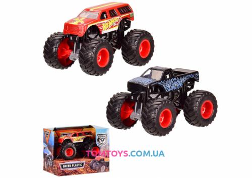 Автомодель Monster Track H3013A-1/2