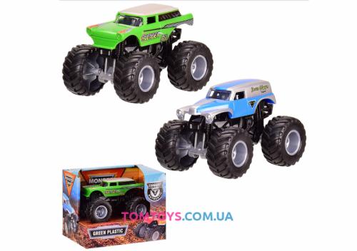 Автомодель Monster Track H3014A-1/2