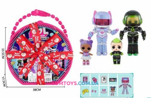 Игровой набор кукла аналог LOL Surprise TB 009
