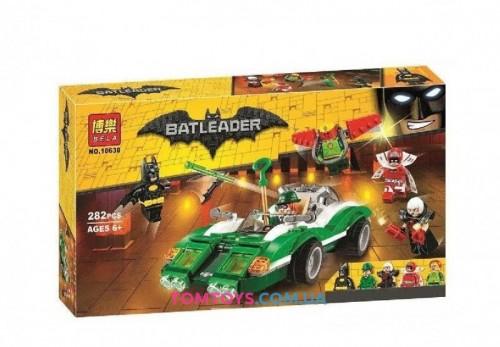 Конструктор Bela Batman Гоночный автомобиль 10630