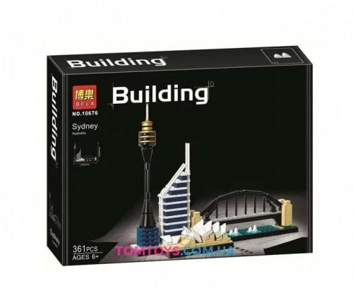 Конструктор BELA Building Сидней 10676