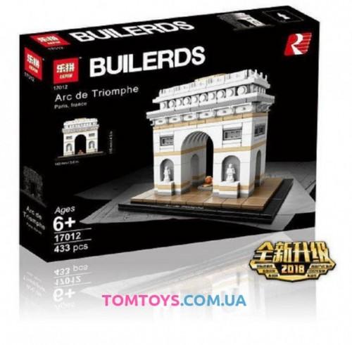 Конструктор Lepin Builerds Триумфальная арка 17012