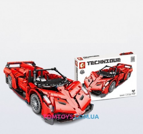 Конструктор Techinque Sembo Lamborghini Poison 1:14 701942
