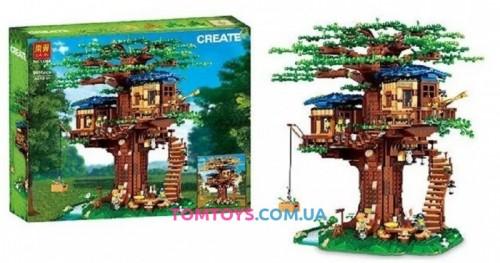 Конструктор Bela (Lari)  Дом на дереве 11364